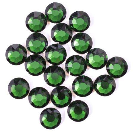 Swarovski 5mm Fern Green Hotfix 20PC (Swarovski Herren)