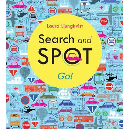 Search and Spot: Go! (To Go In Search Of Four Letter Word)