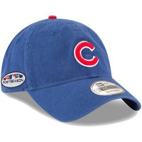 brand new 334f8 0aefc Product Image Chicago Cubs New Era 2018 Postseason Side Patch 9TWENTY  Adjustable Hat - Royal - OSFA