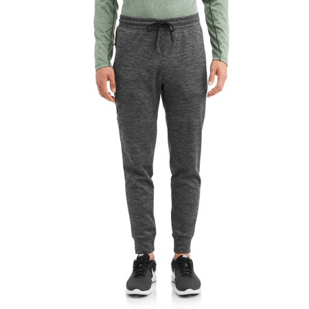 sale retailer 85e63 05b98 RBX - Men s Tech Fleece Jogger with Reflective Bonded Pocket - Walmart.com