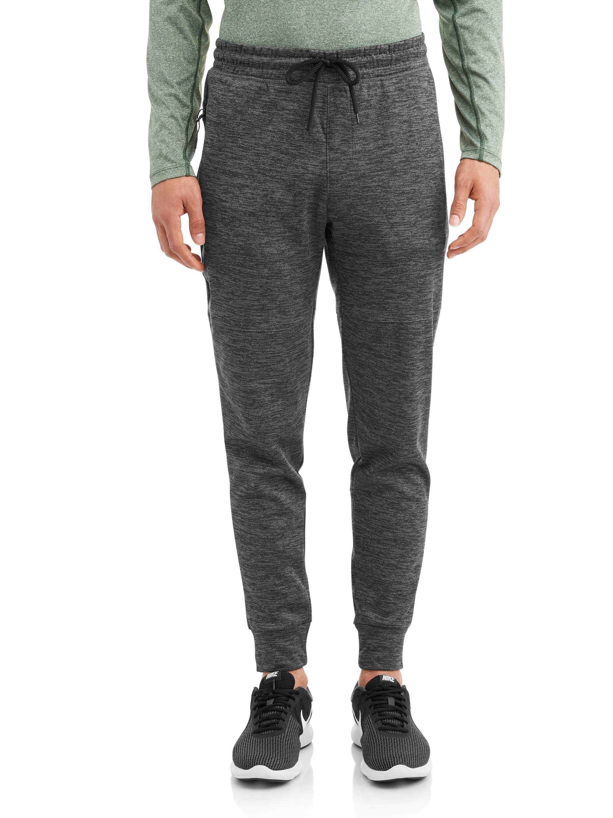 Men's Tech Fleece Jogger with Reflective Bonded Pocket