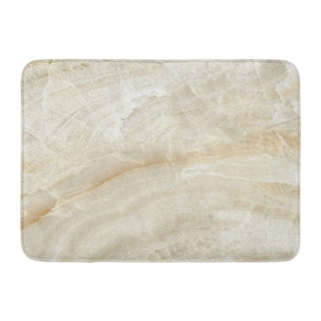 GODPOK Architecture Gray Abstract Natural Marbles and White Antique Bathroom Rug Doormat Bath Mat 23.6x15.7 inch