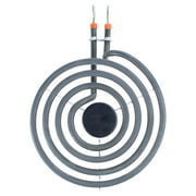 """Certified Appliance Accessories 51005 6"""" 4-Turn 1,500-Watt Replacement Range Surface Burner Element For Whirlpool, Kenmore, Frigidaire & Maytag MP15YA"""