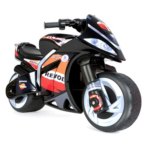 Injusa Repsol Wind Motorcycle Battery Powered Riding Toy by Big Toy USA