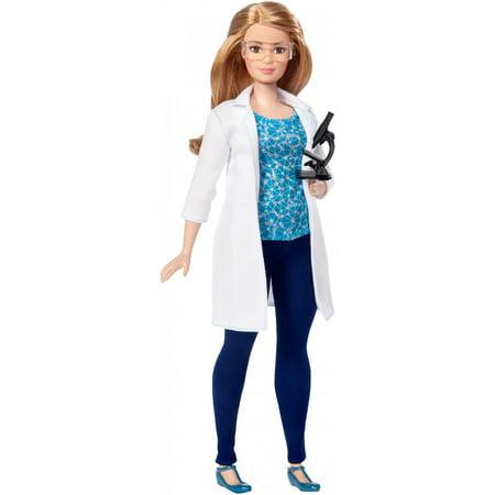 Barbie Career Lab Scientist Doll ()