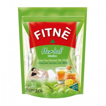Fitne Herbal Weight Loss Slimming Green Diet Tea 30 sachets (Wuyi Diet Tea)