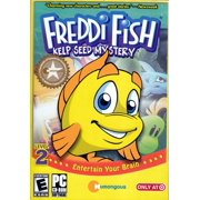 Freddi Fish: Kelp Seed Mystery PC Game