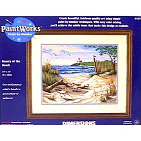 Dimensions Paint By Number Kit (14