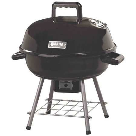 Omaha 14'' Charcoal Grill - Omaha Shopping