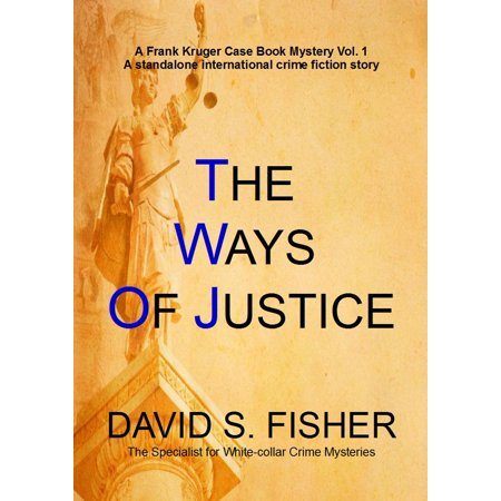 The Ways of Justice - eBook