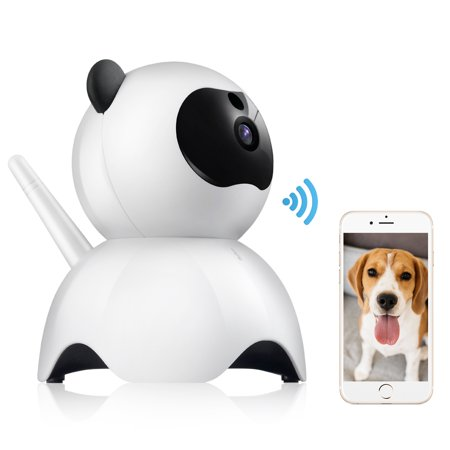 2 4ghz Smart Pet Camera Petacc Night Vision Dog Indoor Cat Wireless Ip