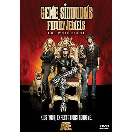 Gene Simmons Family Jewels: Season 1 - Gene Simmons Halloween Song