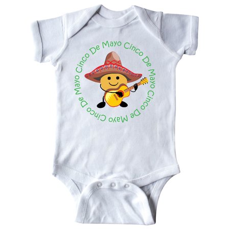 Cute Cinco De Mayo Fiesta Mariachi Infant Creeper](Mariachi Clothing)