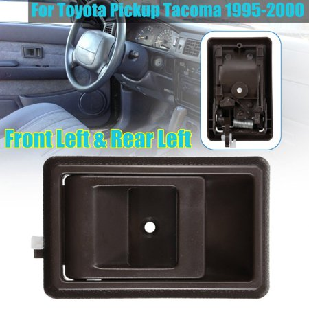 Left Driver Side For Toyota Pickup Tacoma 1995-2000 Interior Door Handle Brown #69206-04010 L (Toyota Tacoma Left Driver)