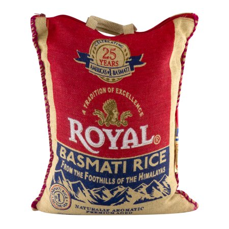 Royal Basmati Rice, 20lb