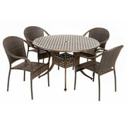 5-Pc Outdoor Dining Set