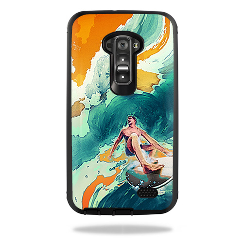 Skin For OtterBox Defender LG G Flex Case | MightySkins Protective, Durable, and