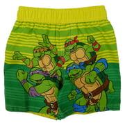 Teenage Mutant Ninja Turtles Infant Boys Swim Trunks Board Shorts