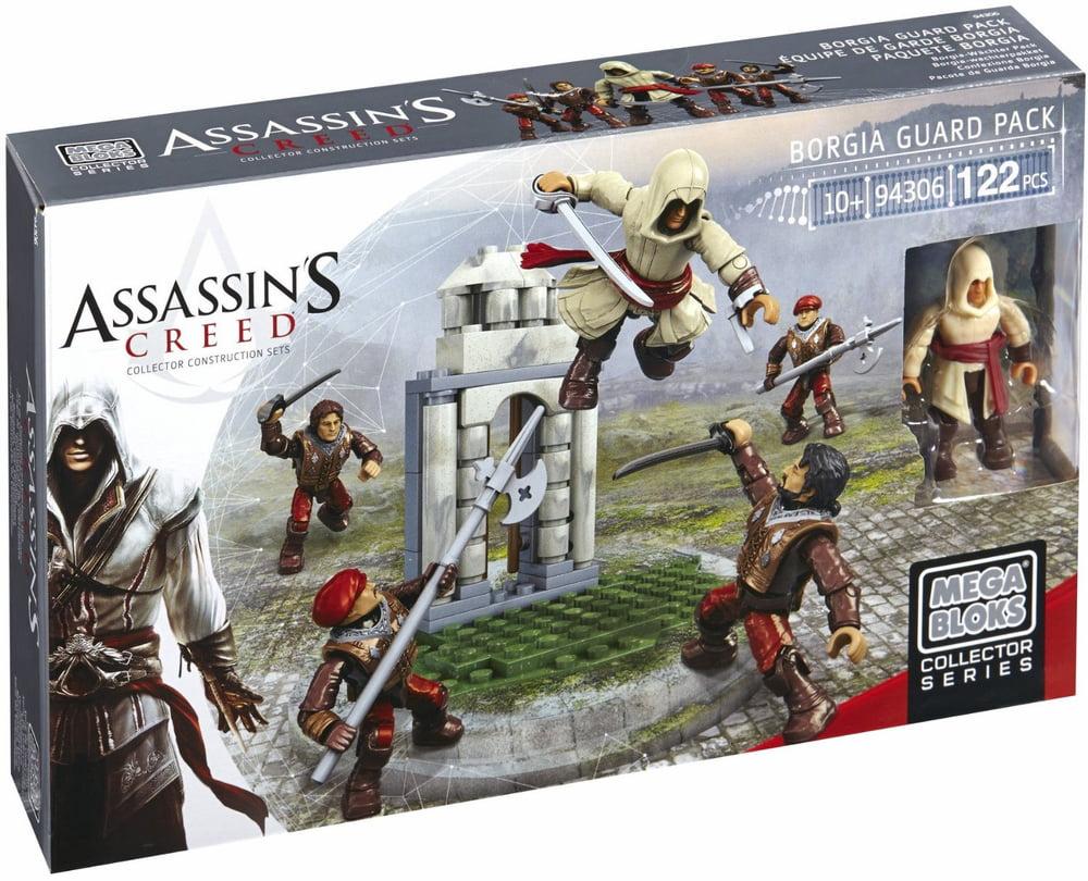 Mega Bloks Assassin's Creed Borgia Guard Pack Set #94306 by