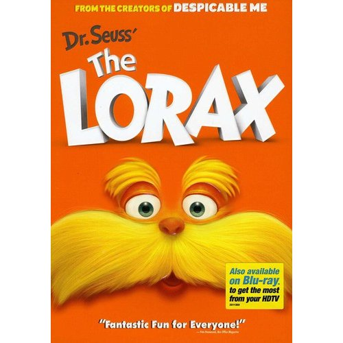 Dr. Seuss' The Lorax (Widescreen)