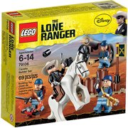 LEGO Lone Ranger Cavalry Builder Play Set