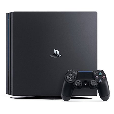 Sony PlayStation 4 Pro 1TB Gaming Console, Black, (Best Size Tv For Gaming Ps4)