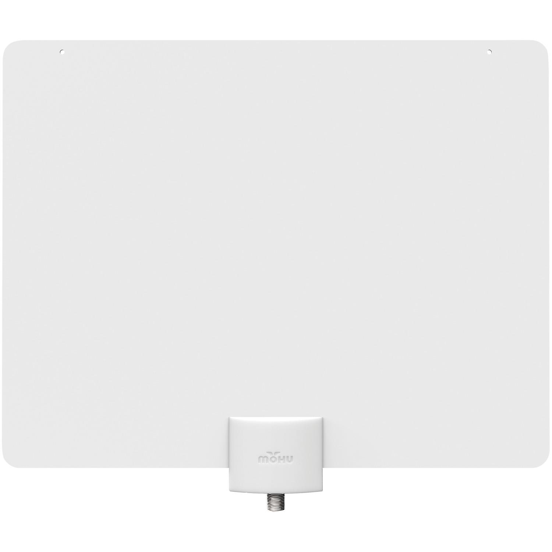 Mohu Mh 110029 Leaf Plus Amplified Indoor Hdtv Antenna Walmartcom