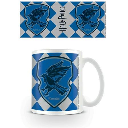 Harry Potter - Ceramic Coffee Mug / Cup (Ravenclaw House Crest / Logo)