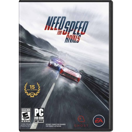 Electronic Arts Need For Speed: Rivals (Digital