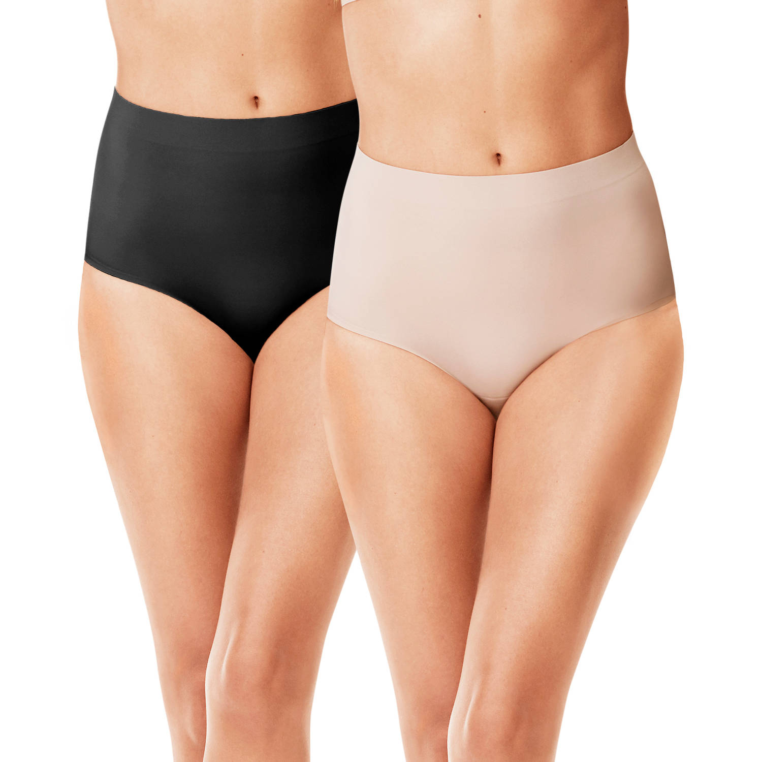 Blissful Benefits by Warner's Shaping Brief - 2 Pack