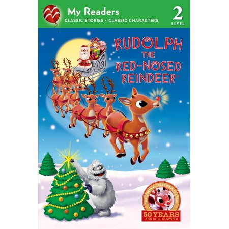 Rudolph the Red-Nosed Reindeer (My Reader, Level