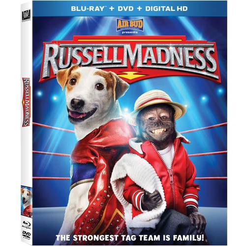 Russell Madness (Blu-ray + DVD + Digital HD) (With INSTAWATCH) (Widescreen)