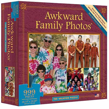 Image of Awkward Family Photos The Vacation Puzzle