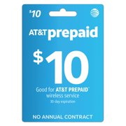 AT&T PREPAID $10 (Email Delivery)