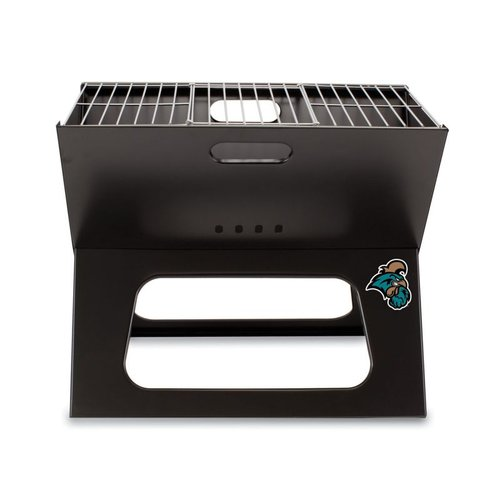 Picnic Time 775-00-175 NCAA X-Grill Portable Grill