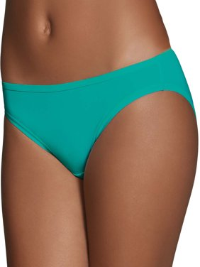 28e0a67670c Product Image Fruit of the Loom Women's Microfiber Bikini Panties - 6 Pack