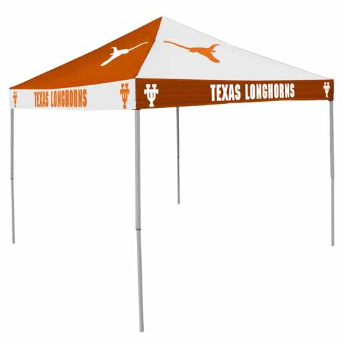 Texas Longhorns Official NCAA Checkerboard Tailgate Tent by Logo 218425