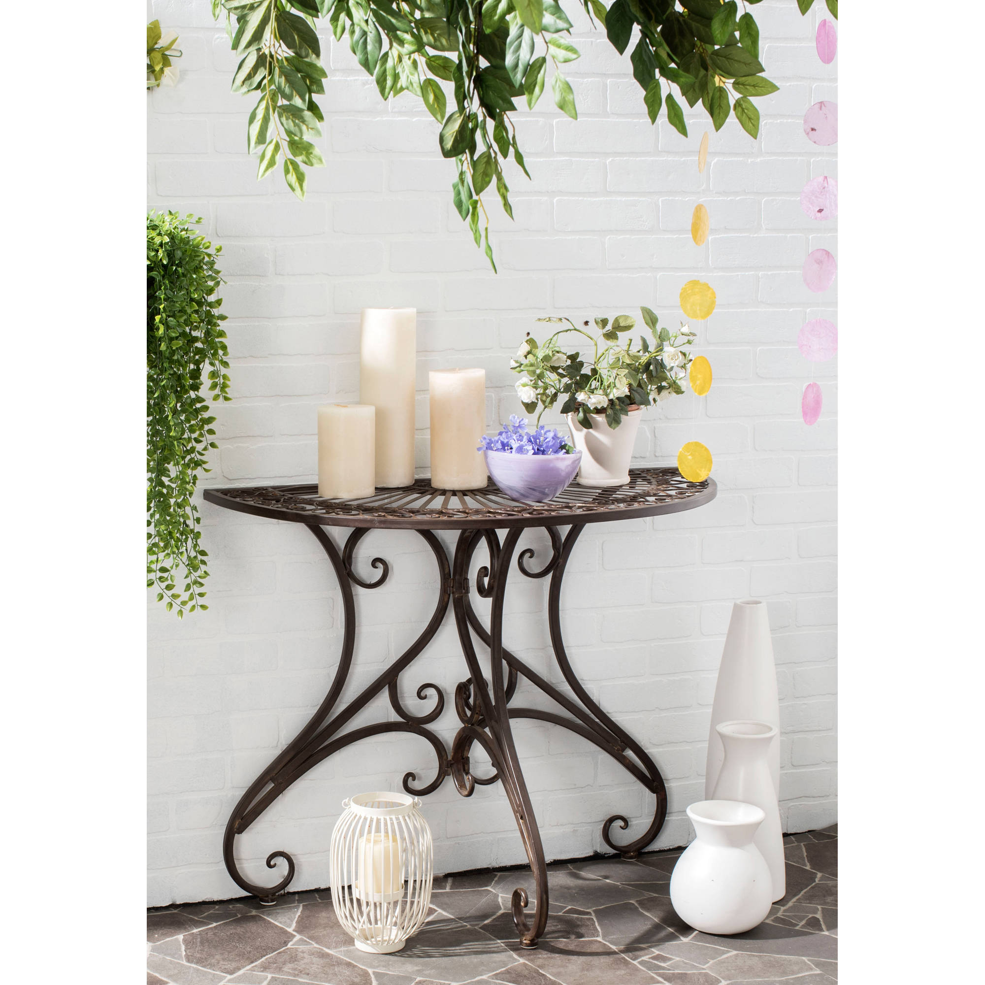 Safavieh Annalise Outdoor Accent Table by Safavieh