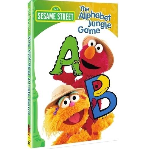 Sesame Street: The Alphabet Jungle Game (Full Frame)