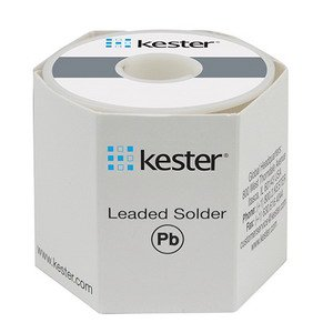 Kester Wire Solder  24-6337-8814 Sn63Pb37 - #50/245 No-Clean -