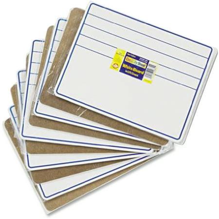 Student Dry Erase Boards (Chenille Kraft Student Dry-Erase Boards, 12 x 9, Blue/White,)