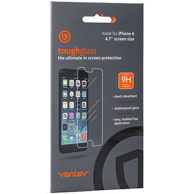 Ventev toughglass Screen Protector for Apple iPhone 6s/6 (569889)