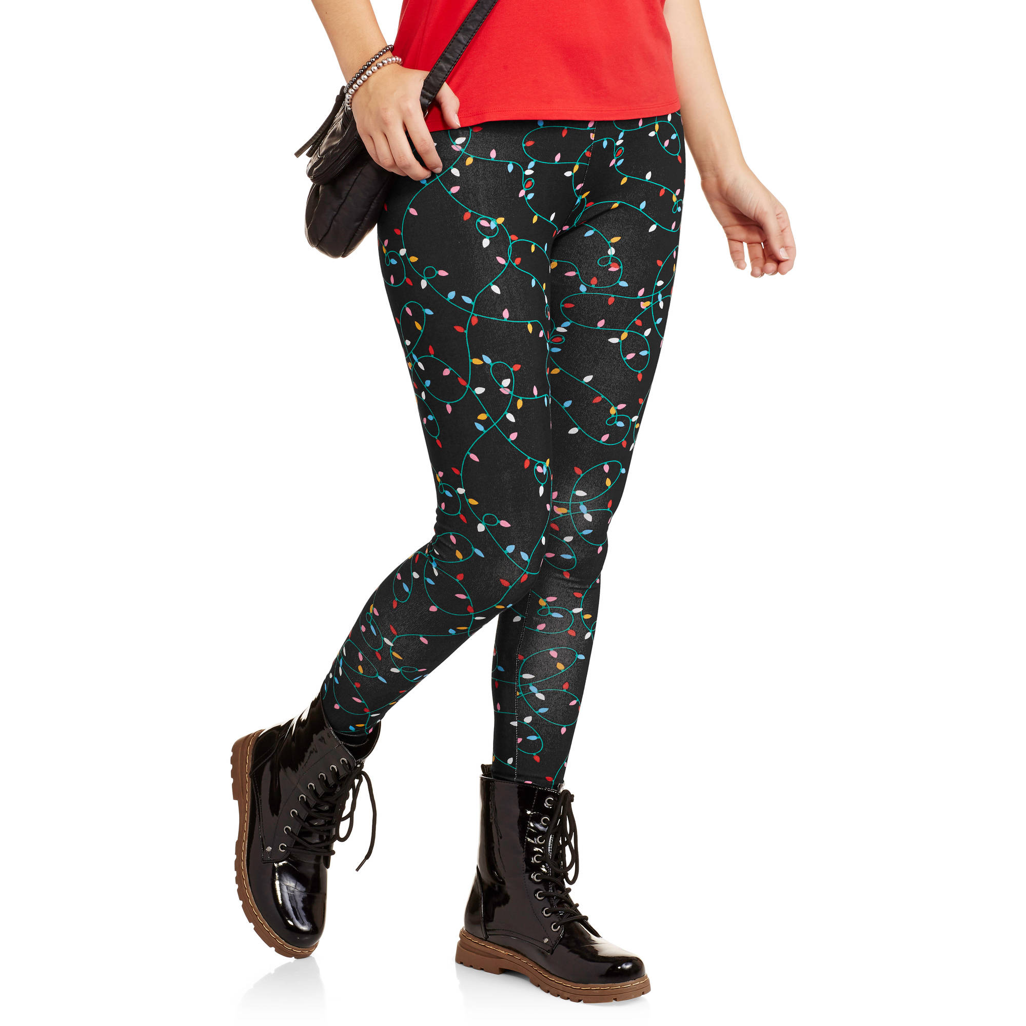 Faded Glory Women's Light Print Legging