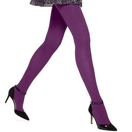 Hue Women 1-Pair Super Opaque 90D Non-Control Top Tights