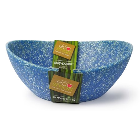 Ecosmart By Architec? Polypaper? Serving Bowl- Party Size, Blue