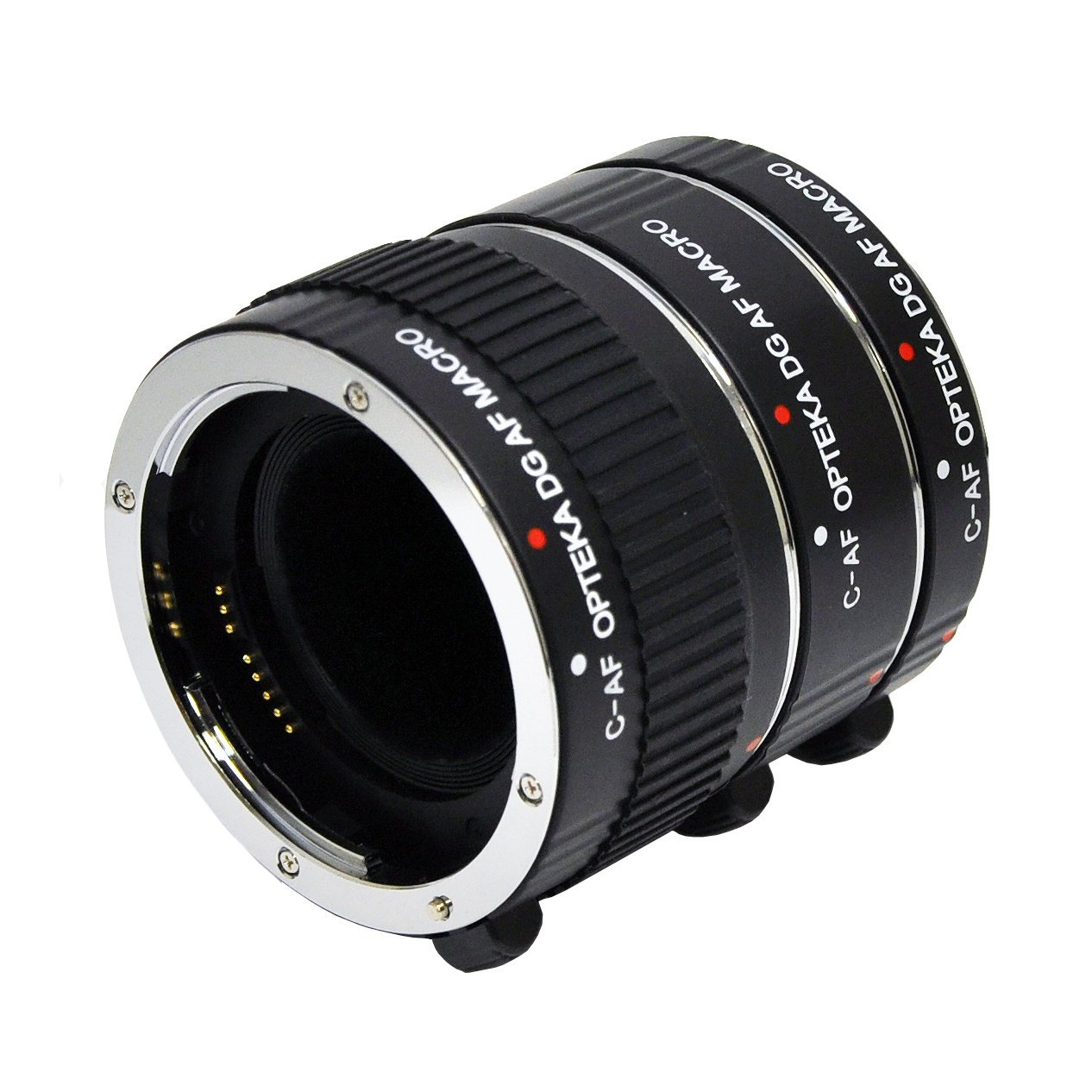 Opteka Auto Focus DG EX Macro Extension Tube Set for Cano...