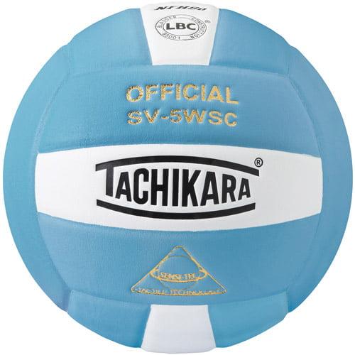 Tachikara Sv5Wsc Volleyball Powder Blue/White