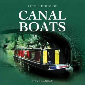 Little Book of Canal Boats - eBook - Little Man In The Boat