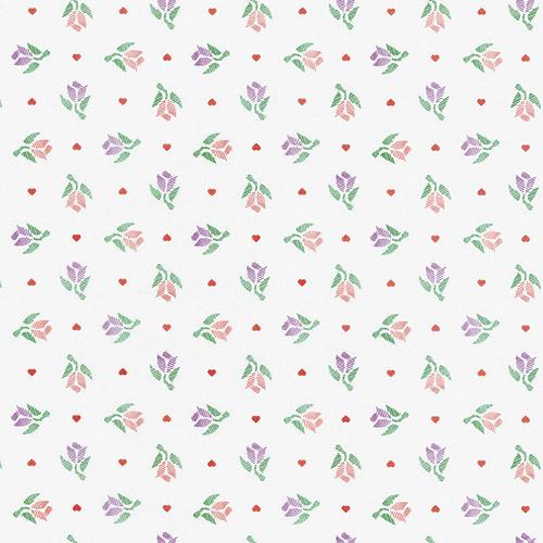 Con-Tact Brand Creative Covering Lite Tack Shelf Liner, Stitchery Rose
