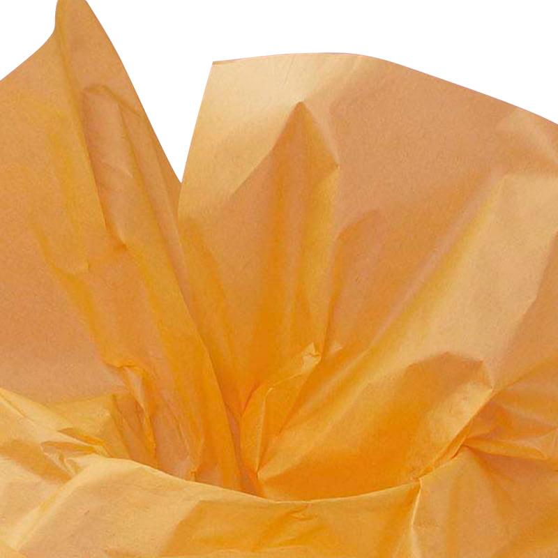 480ea - 480-15 X 20 Harvest Gold Premium Tissue Paper by Paper Mart